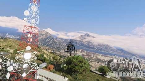 Новая погода и освещение v2.0 для GTA 5 пятый скриншот