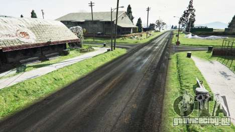 Северный Янктон без снега v1.1 для GTA 5 третий скриншот