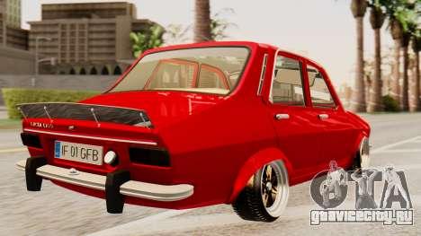 Dacia 1300 GFB v2 для GTA San Andreas вид слева