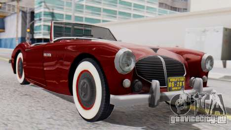 Ascot Bailey S200 from Mafia 2 для GTA San Andreas