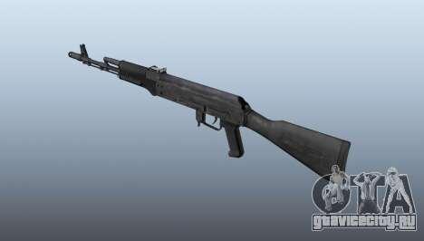 АК74М для GTA 5 третий скриншот