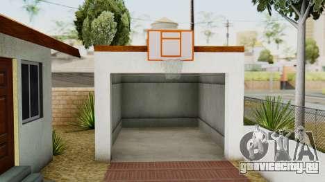 Big Smoke House для GTA San Andreas четвёртый скриншот