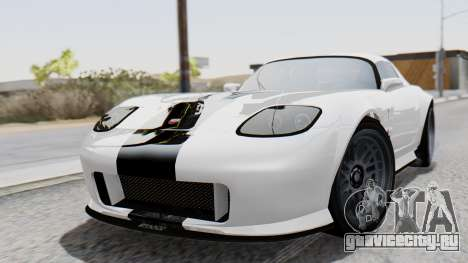 GTA 5 Banshee для GTA San Andreas