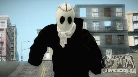 Franklyn Movie Skin для GTA San Andreas