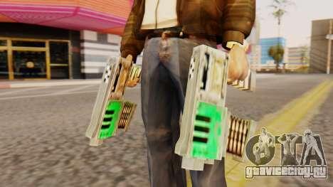 Warhammer Tec9 для GTA San Andreas третий скриншот