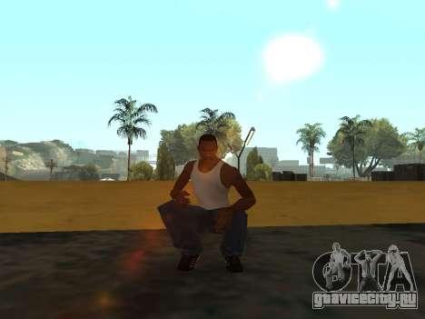 Анимации из GTA Vice City для GTA San Andreas третий скриншот