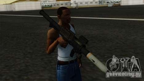 Homing Rocket Launcher для GTA San Andreas