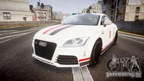 Audi TT RS 2010 Shelley для GTA 4