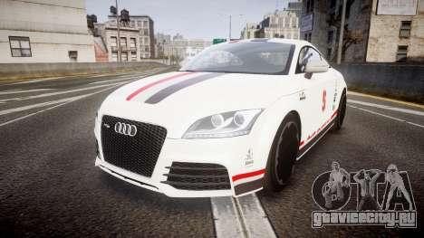 Audi TT RS 2010 Shelley для GTA 4