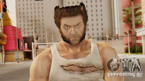 Wolverine v1 для GTA San Andreas