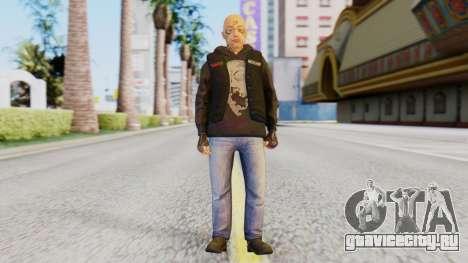 [GTA5] The Lost Skin4 для GTA San Andreas второй скриншот