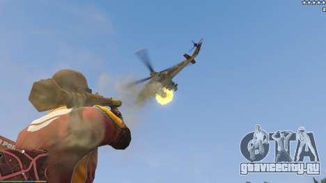 Армия вместо полиции на 5 звездах v1.3.4 для GTA 5 седьмой скриншот