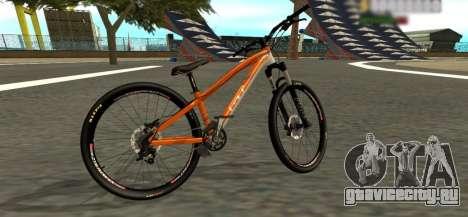 GT La Bomba 2013 для GTA San Andreas вид сзади слева