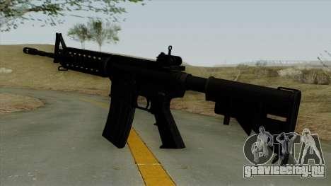 AR-15 Ironsight для GTA San Andreas второй скриншот