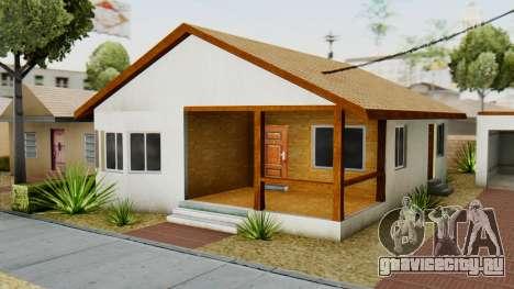 Big Smoke House для GTA San Andreas