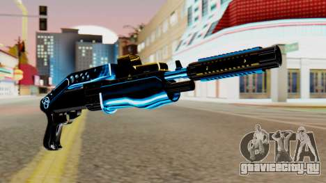Fulmicotone Shotgun для GTA San Andreas