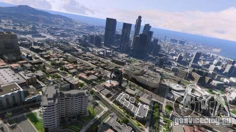 Новая погода и освещение v2.0 для GTA 5 третий скриншот