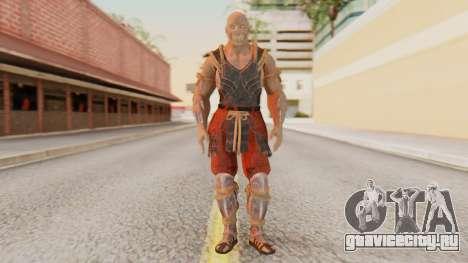 [MKX] Baraka для GTA San Andreas второй скриншот
