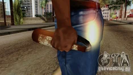 Original HD Molotov Cocktail для GTA San Andreas третий скриншот