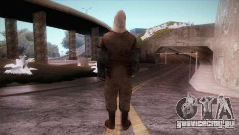 Order Soldier5 from Silent Hill для GTA San Andreas третий скриншот