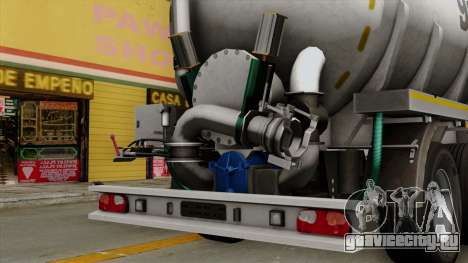 Trailer Kotte Garant для GTA San Andreas вид справа