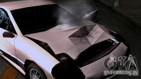 Новые текстуры повреждений для GTA San Andreas третий скриншот