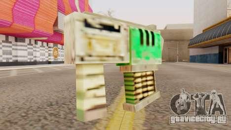 Warhammer Tec9 для GTA San Andreas второй скриншот