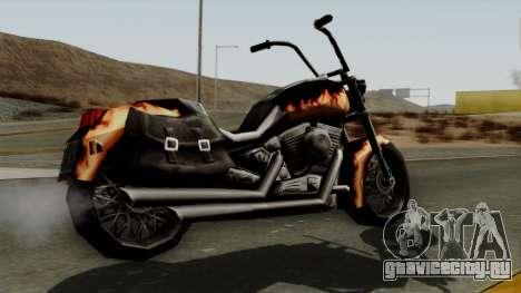 Freeway Diablo для GTA San Andreas вид слева