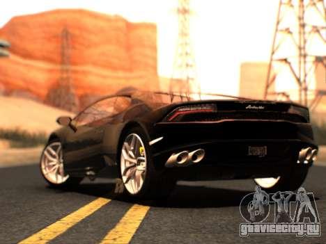 Lime ENB 1.3 для GTA San Andreas