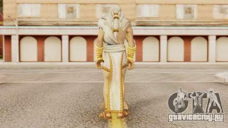 Zeus v1 God Of War 3 для GTA San Andreas третий скриншот