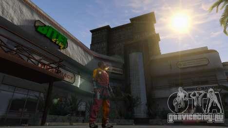 Asiimov Pistol.50 для GTA 5