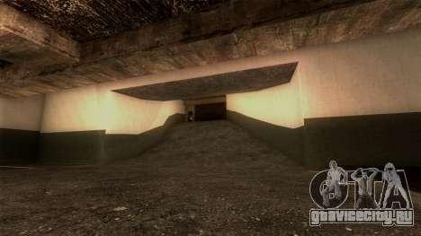 Новая парковка LSPD для GTA San Andreas седьмой скриншот