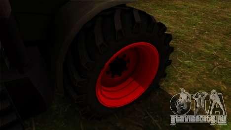 GTA 5 Fieldmaster для GTA San Andreas вид сзади слева