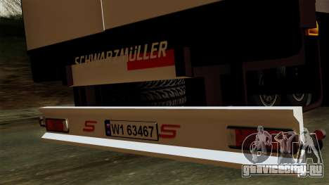 Schwaplli для GTA San Andreas вид справа
