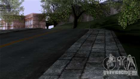 Roads Full Version LS-LV-SF для GTA San Andreas шестой скриншот