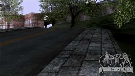 Roads Full Version LS-LV-SF для GTA San Andreas шестой скриншот