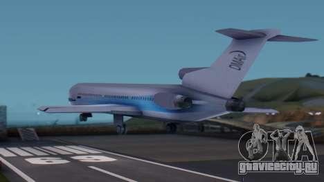 DMA Airtrain from GTA 3 v1.0 для GTA San Andreas вид слева