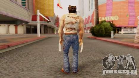 Wolverine v2 для GTA San Andreas третий скриншот