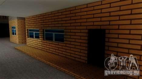 Новые текстуры старого гаража в Doherty для GTA San Andreas четвёртый скриншот