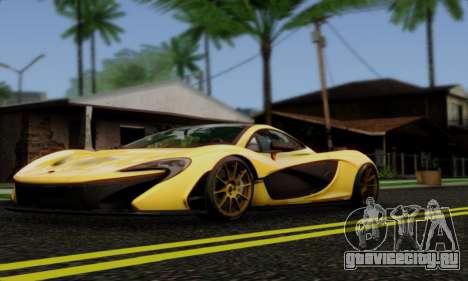 Inul ENB для GTA San Andreas второй скриншот