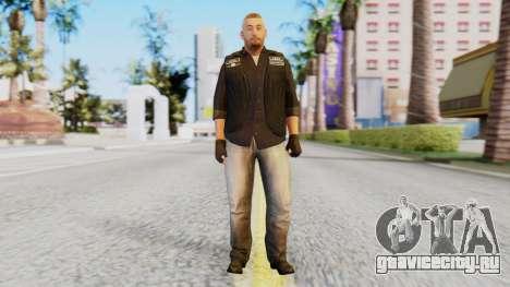 [GTA5] The Lost Skin5 для GTA San Andreas второй скриншот