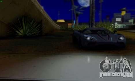 Inul ENB для GTA San Andreas пятый скриншот