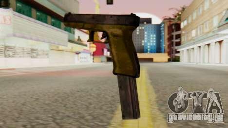 Glock 17 SA Style для GTA San Andreas второй скриншот