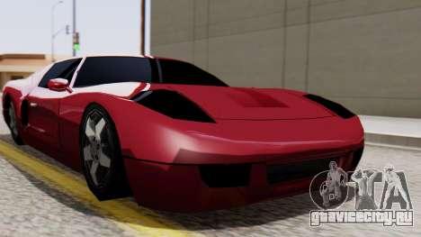 Bullet Al_Piso для GTA San Andreas