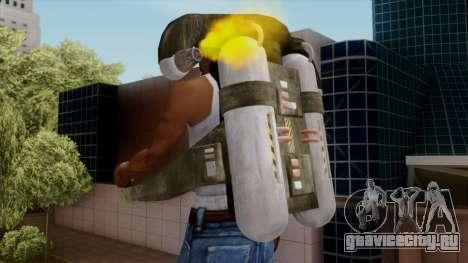 Original HD Jetpack для GTA San Andreas четвёртый скриншот