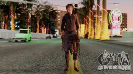 Born Child Girl для GTA San Andreas второй скриншот