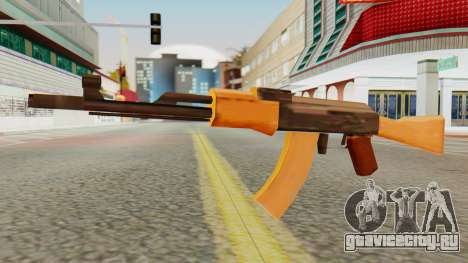AK-74 SA Style для GTA San Andreas