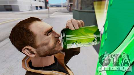 RT. Банка Sprunk для GTA San Andreas третий скриншот