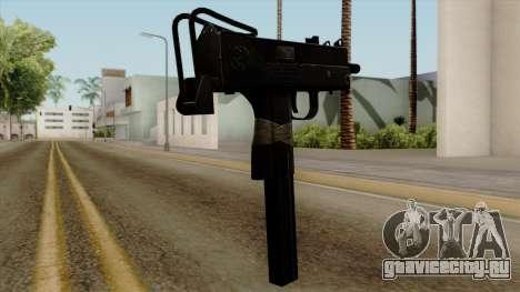 Original HD Micro SMG для GTA San Andreas второй скриншот