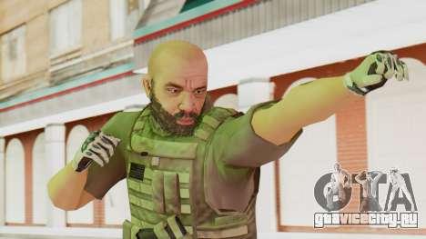 [GTA5] BlackOps2 Army Skin для GTA San Andreas